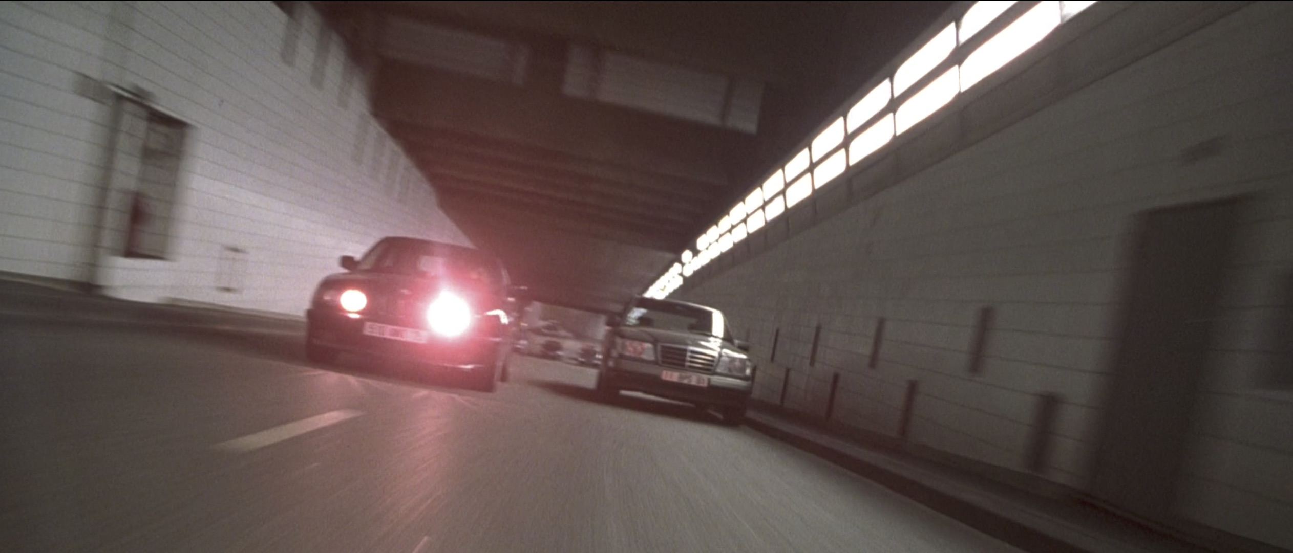 Ronin tunnel chase