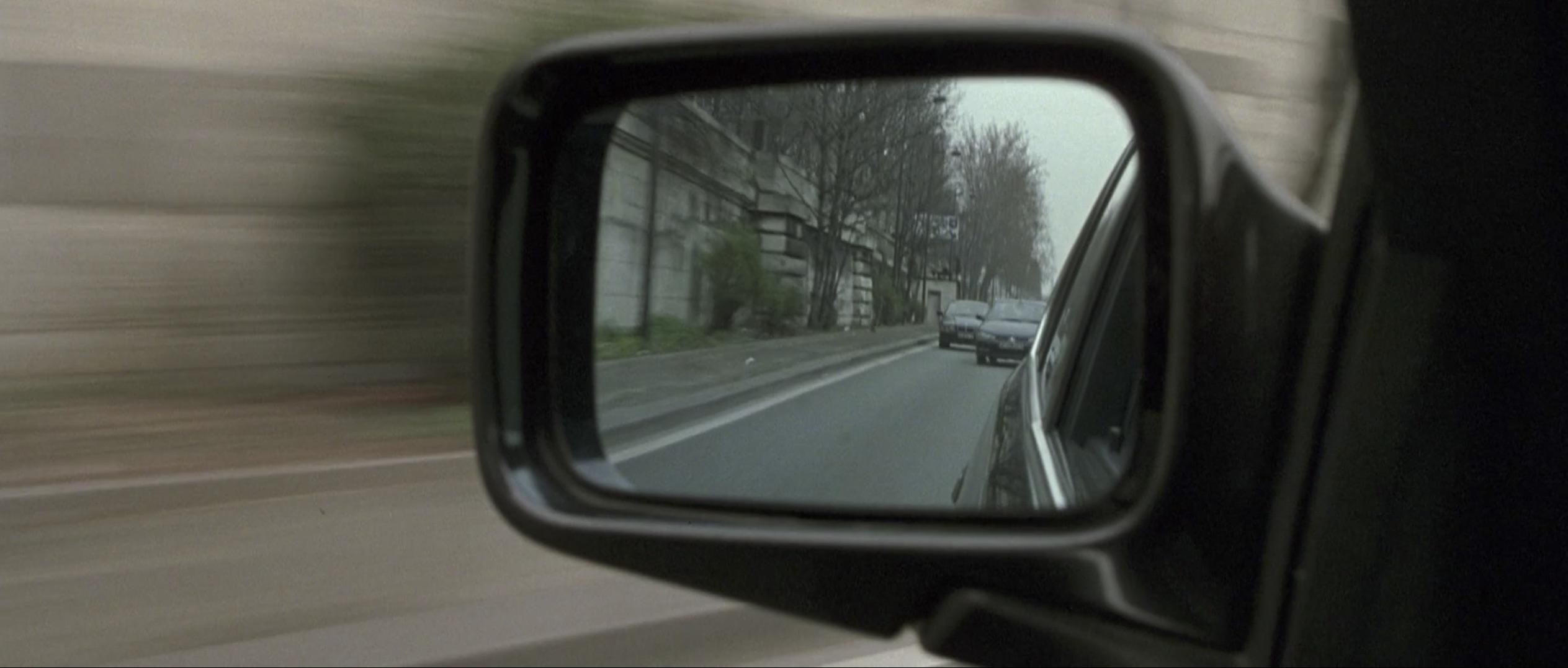 Ronin side mirror