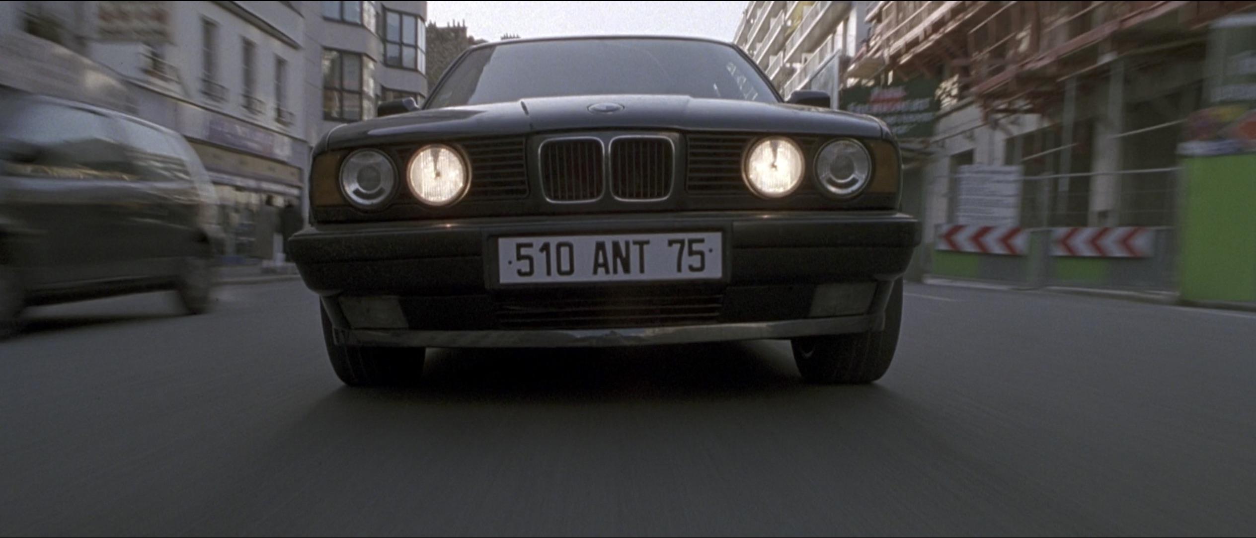 Ronin BMW headlights on