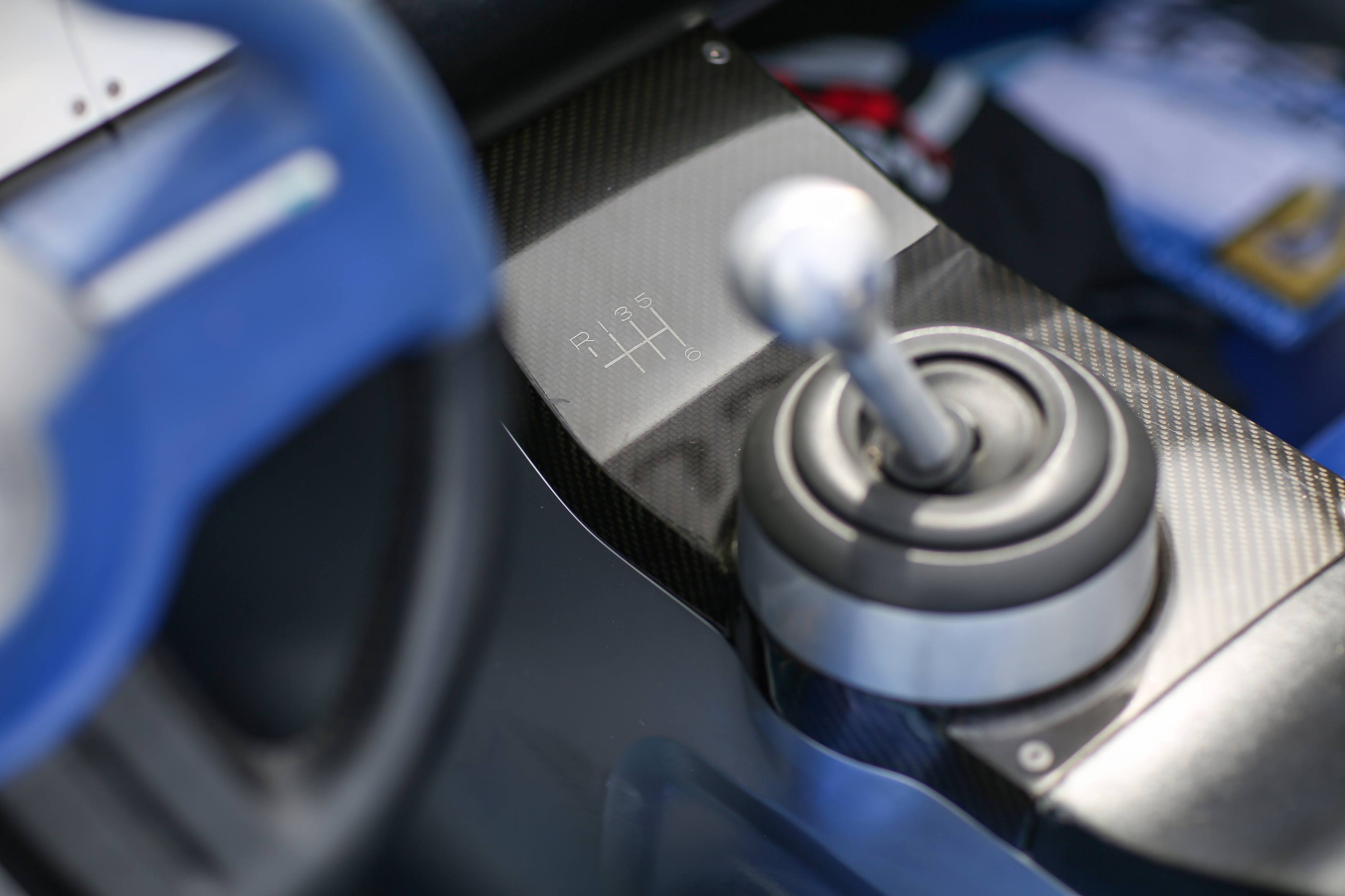 Shelby concept shifter knob