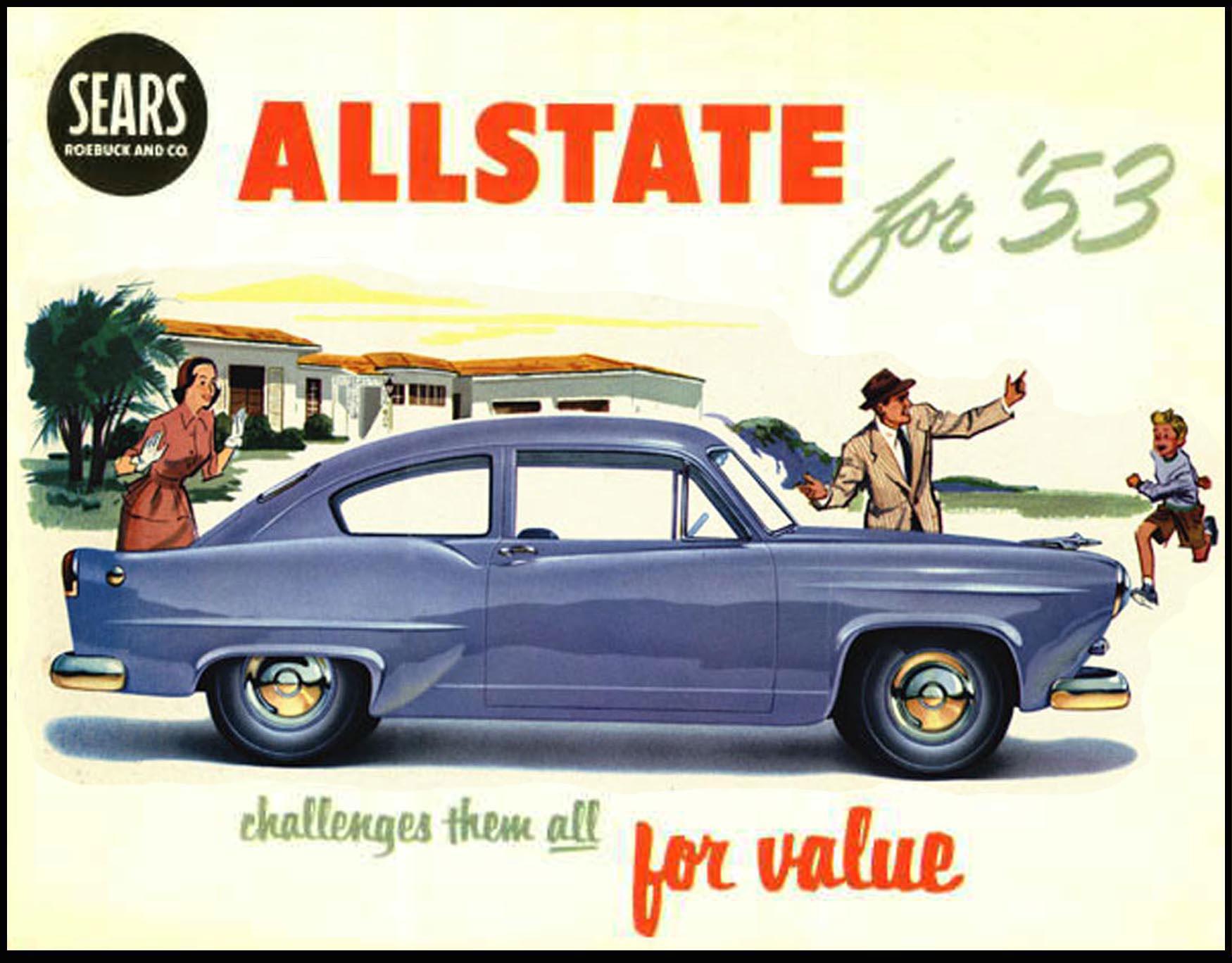 1953 Allstate Series 6