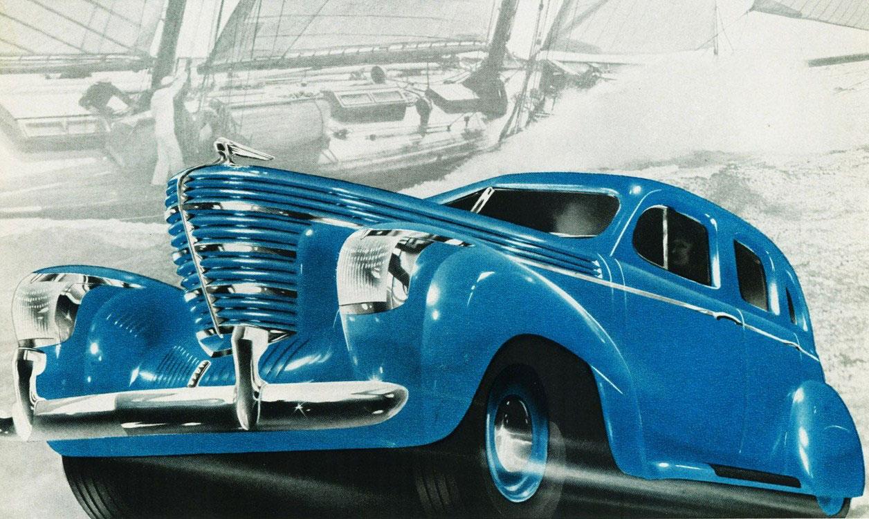 1938 Graham Ad