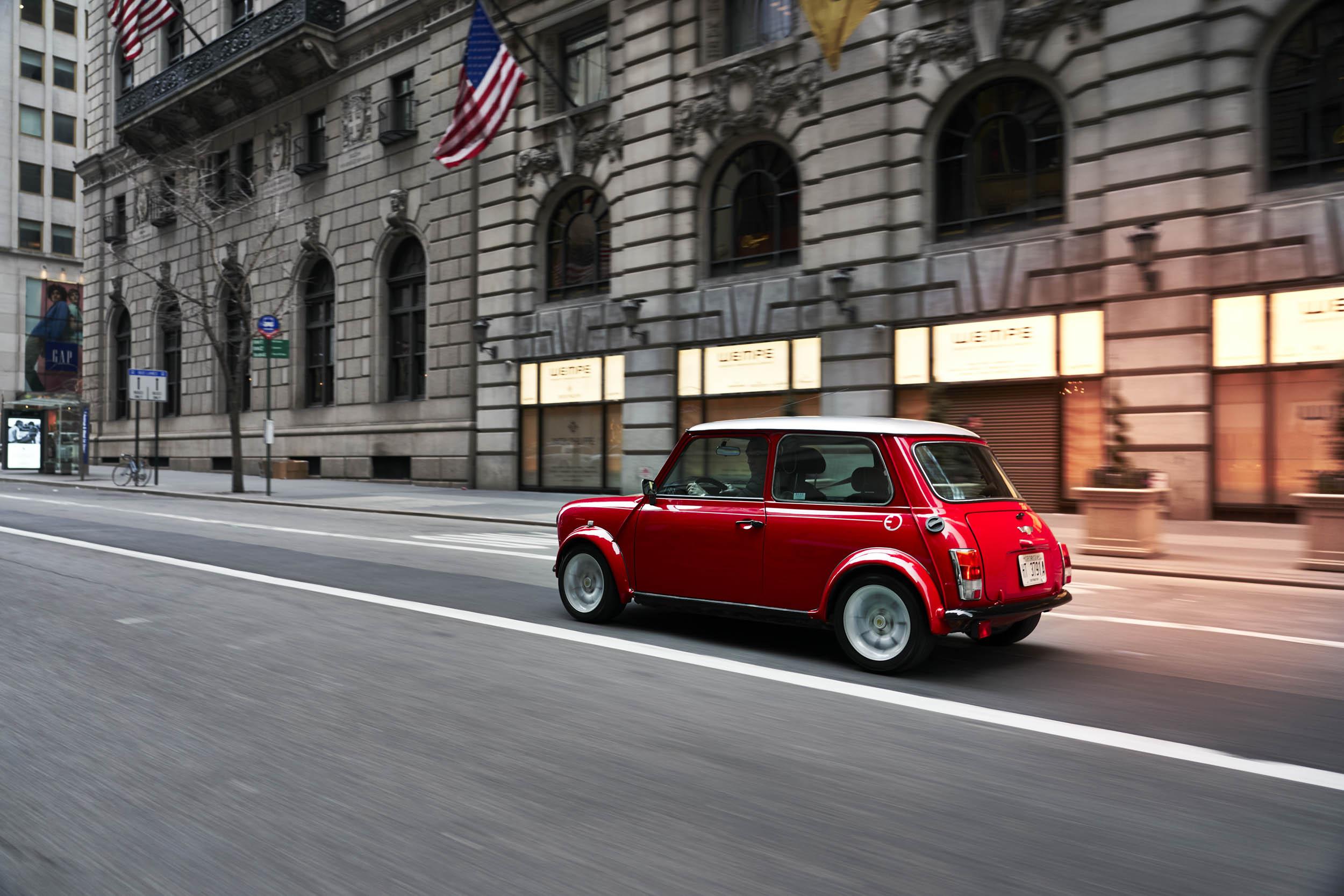 1998 electric Mini