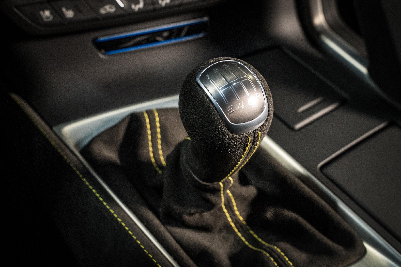 2019 chevrolet corvette zr1 7 speed manual transmission shift lever