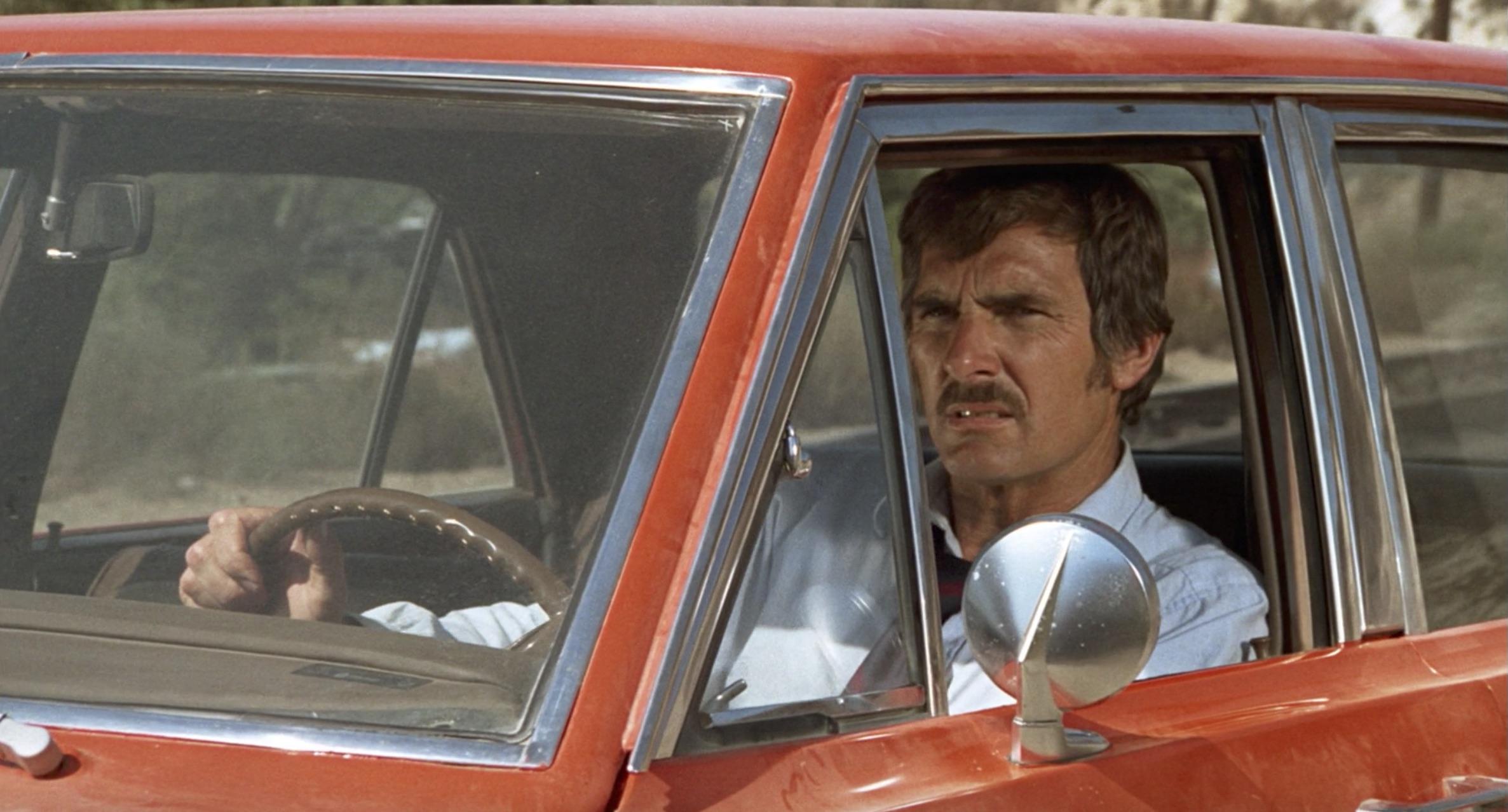 David Mann (Dennis Weaver) in Duel