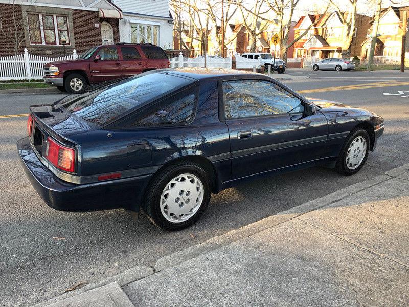 1988 Toyota Supra rear 3/4