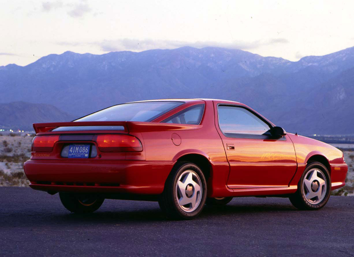 1992 Dodge Daytona IROC R/T