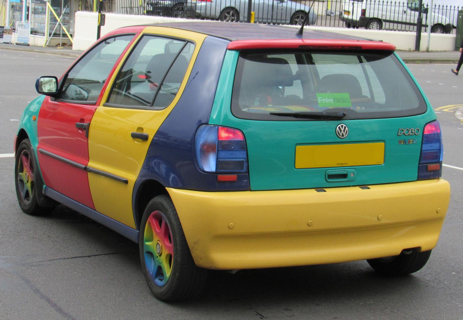 1996 Volkswagen Harlequin