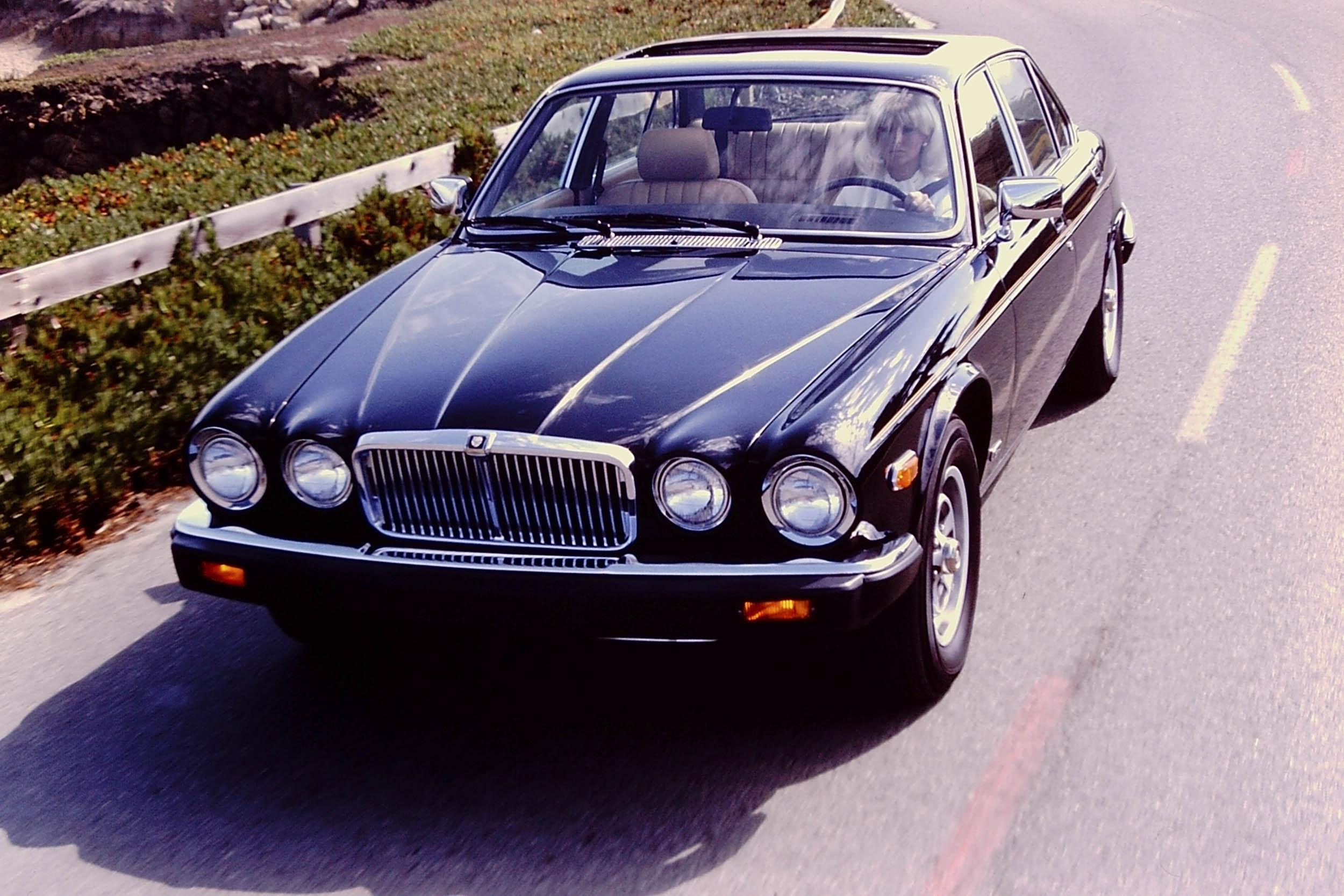 1984 Series III XJ6