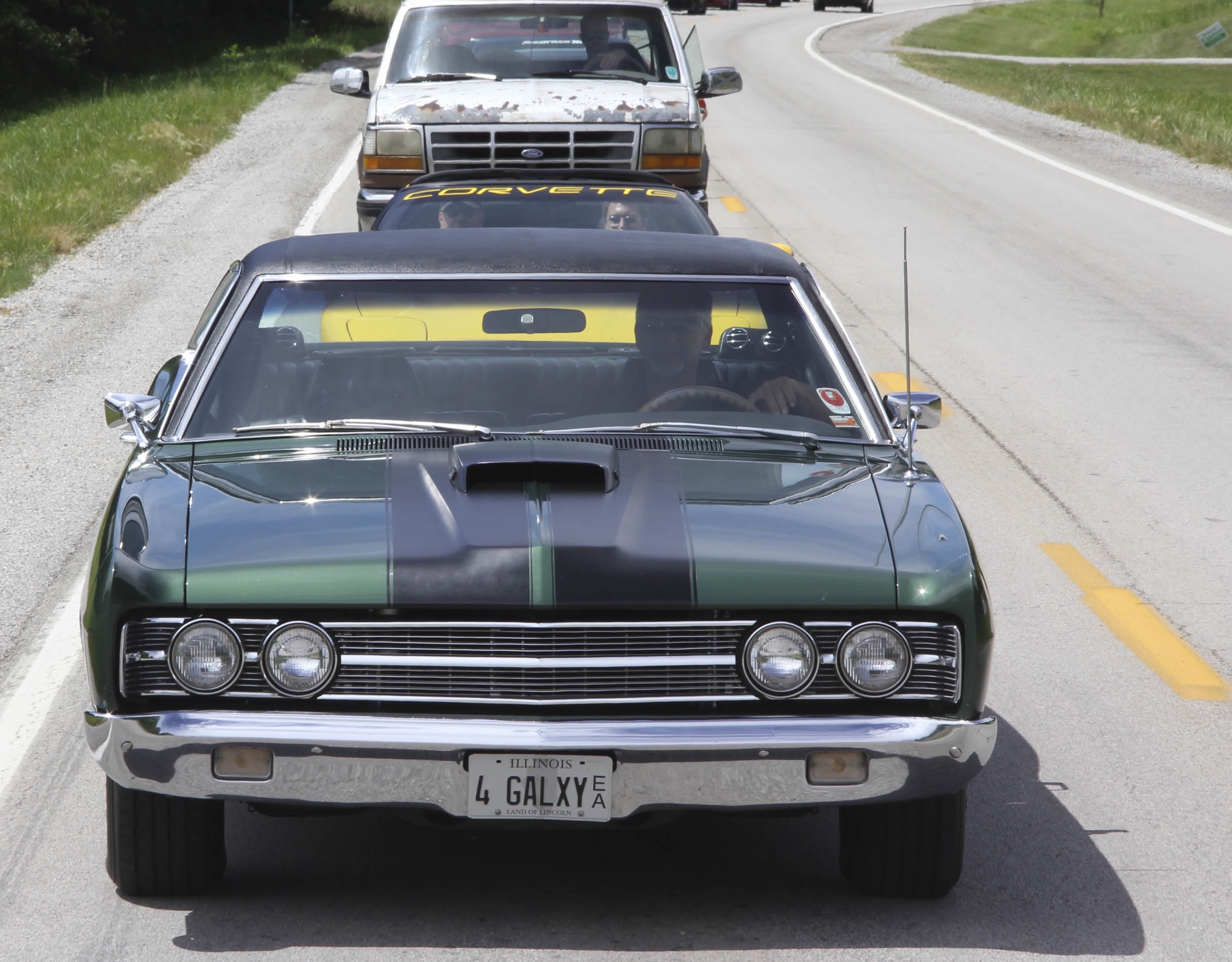 1969 Ford Galaxie Sportsroof