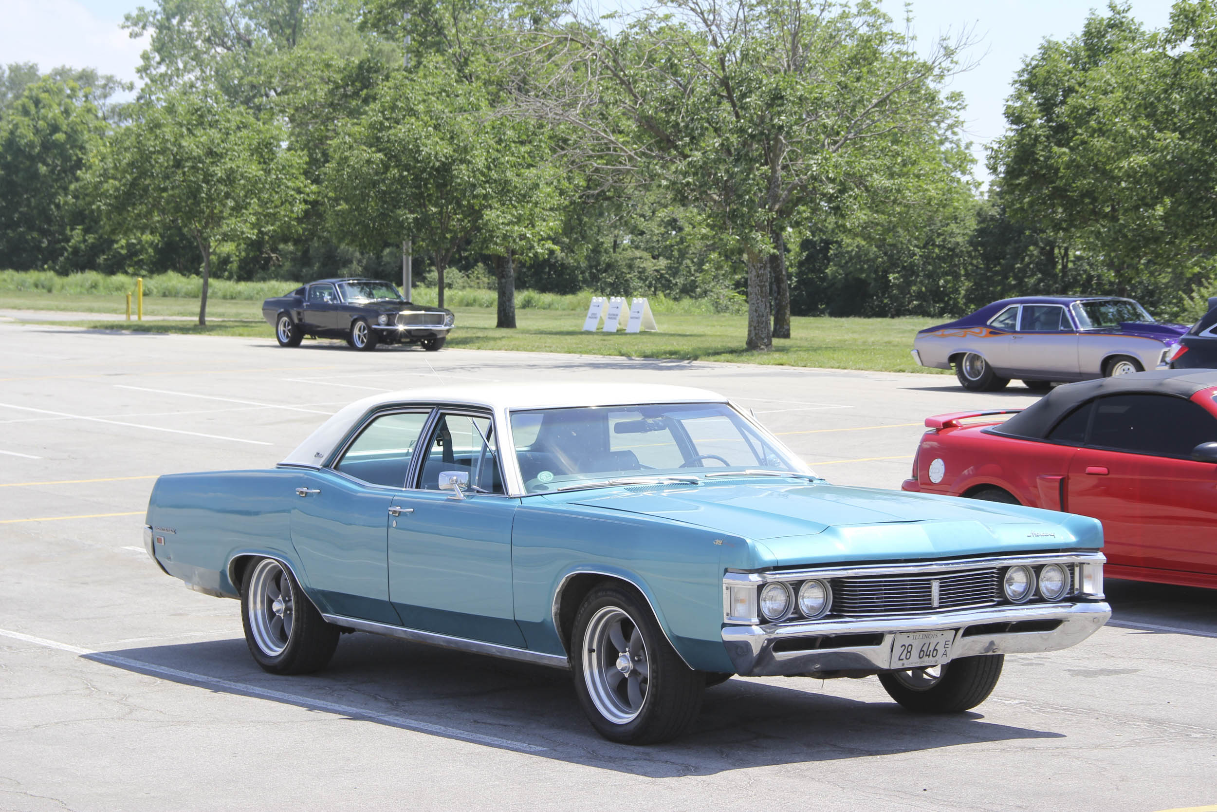 1969 Mercury sedan big 429 big block