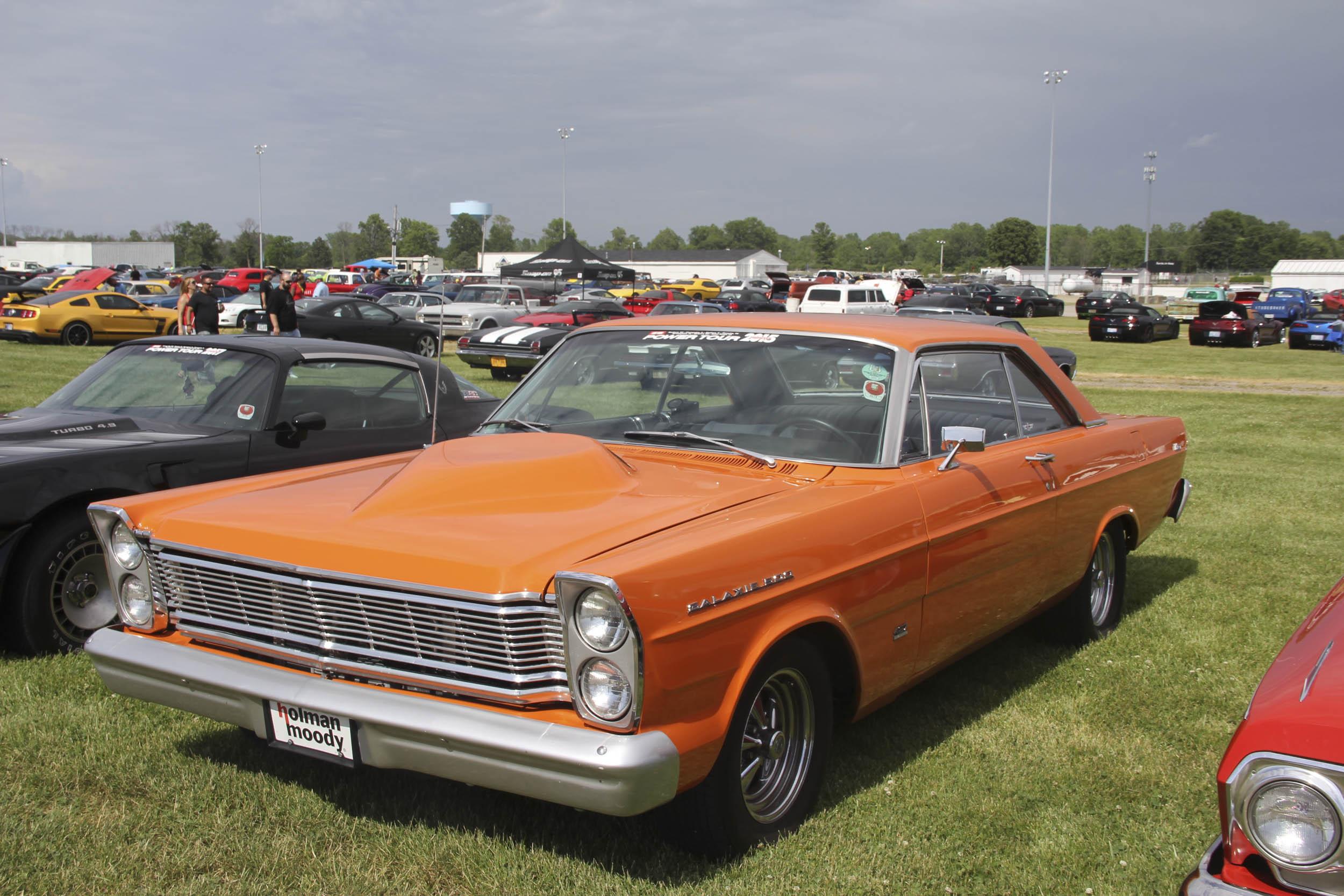 Fords Fairlane Thunderbolts