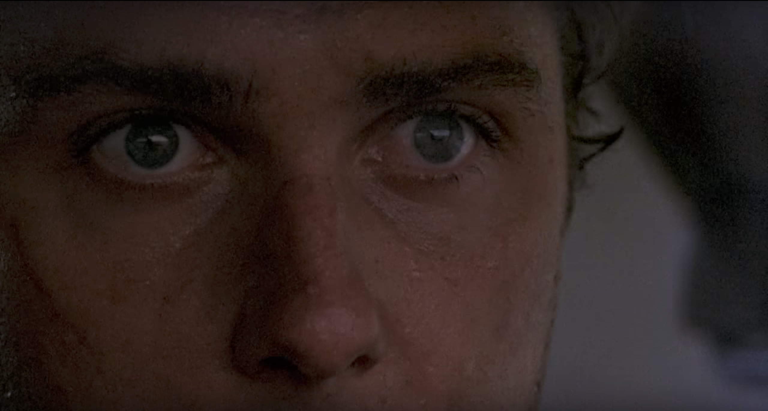 To Live and Die in L.A. William L. Petersen close up