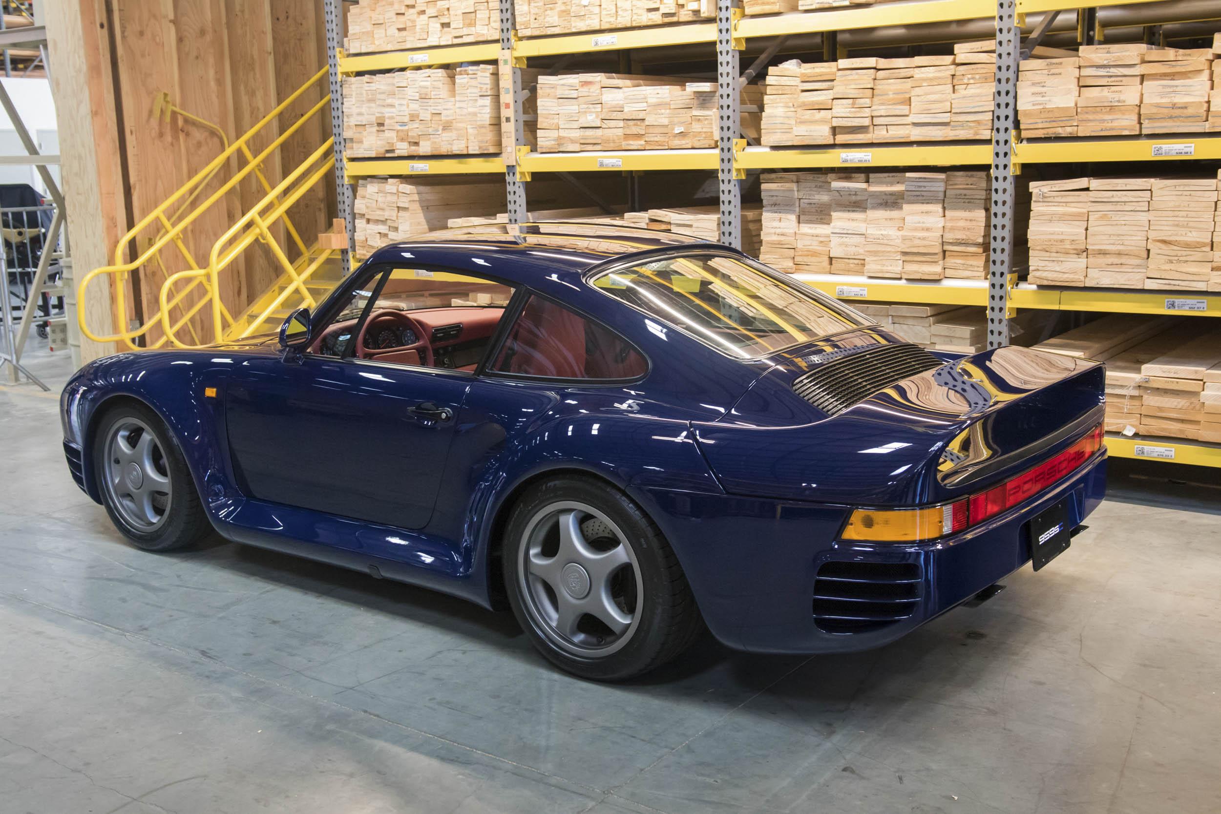 Porsche 959SC