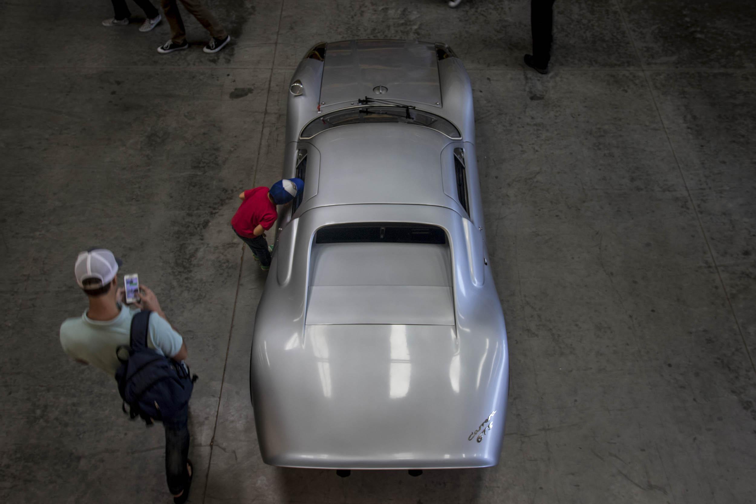Porsche Carrera GTS at Luftgekühlt