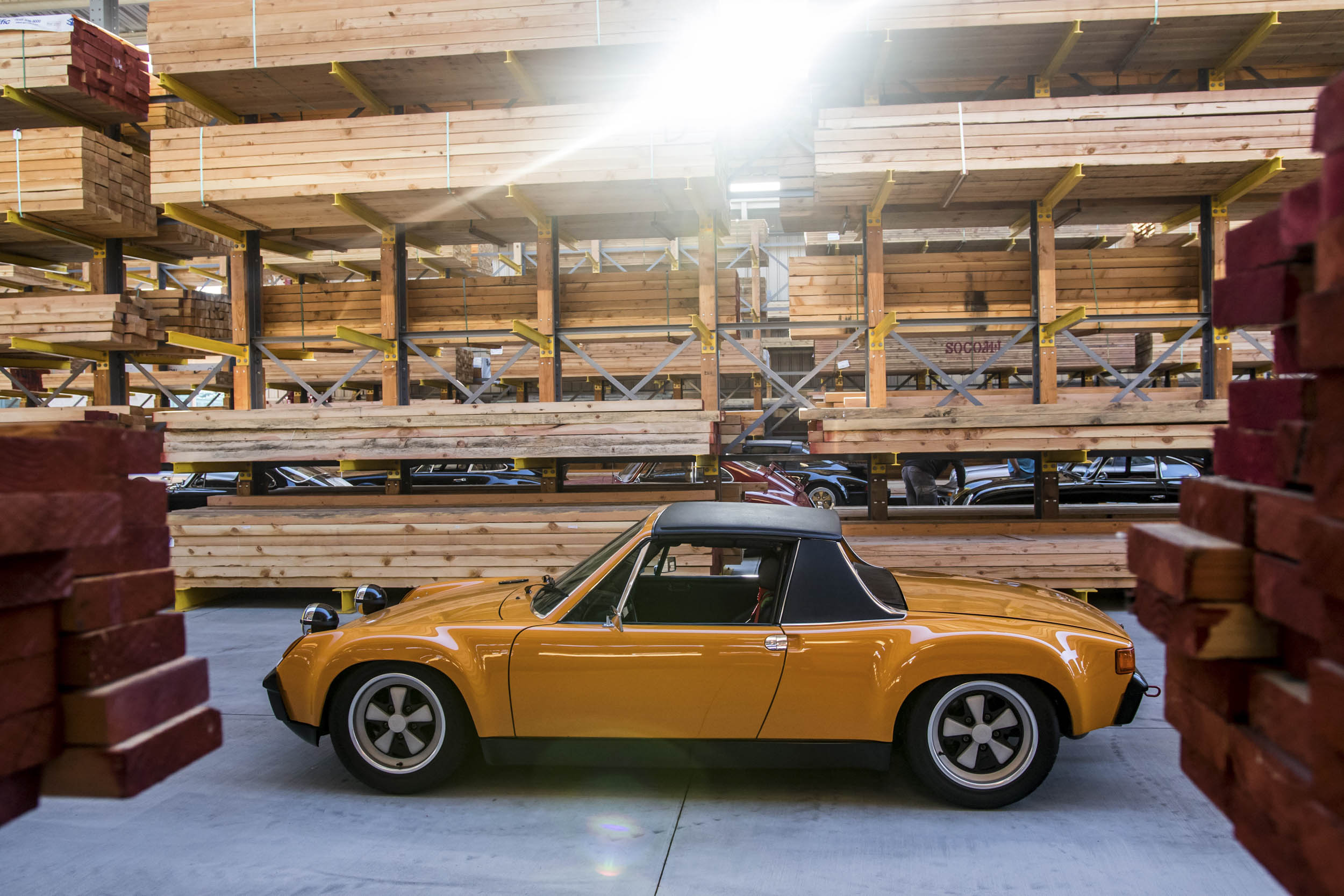 Porsche 914 Luftgekühlt