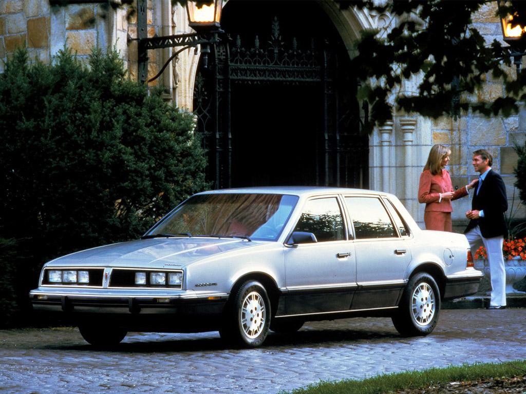 1983 Pontiac 6000 STE
