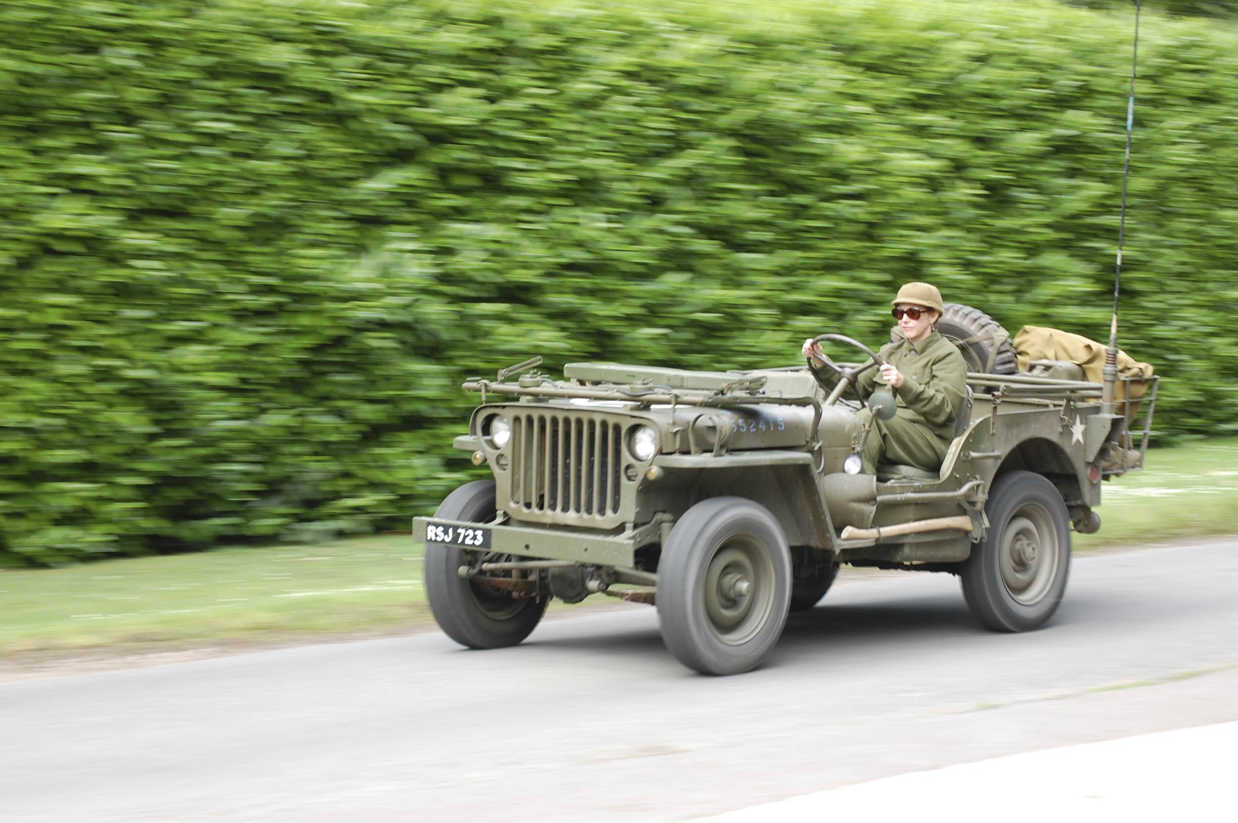 1942 GPW 'jeep'