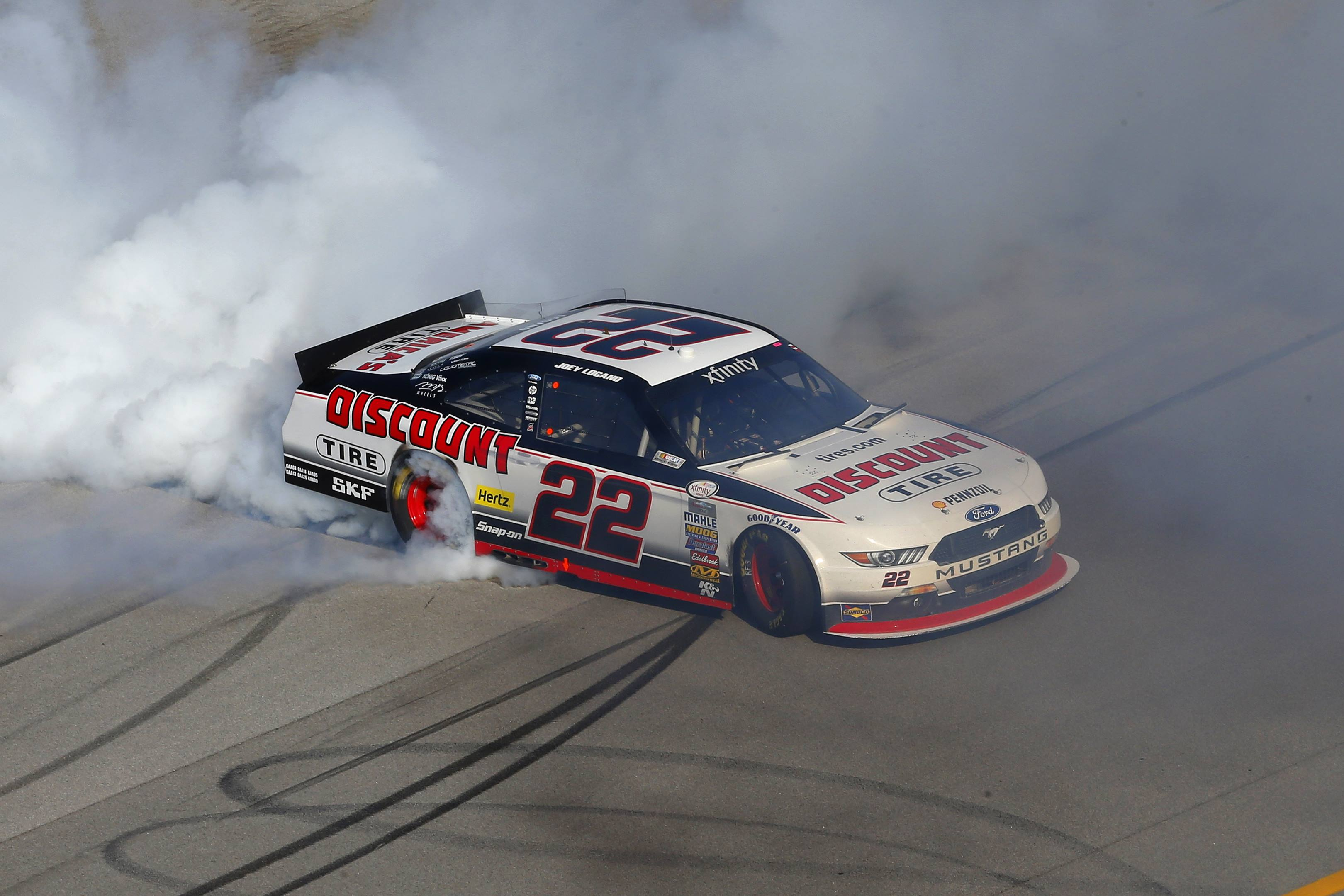 The Mustang used in the Monster Energy Cup Series should look a lot closer to the production car than the Mustang that raced in the Xfinity Series