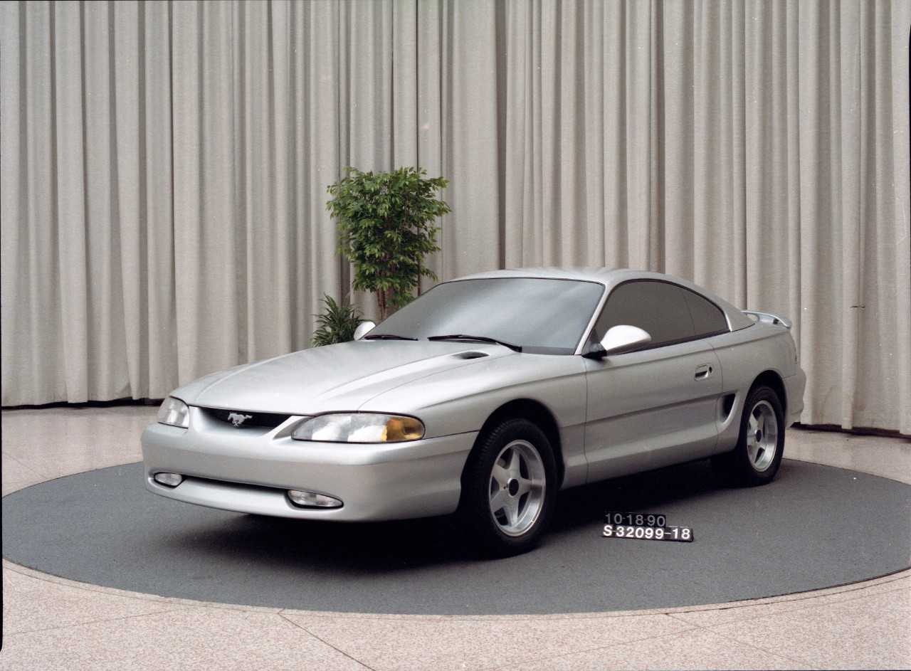 Ford Schwarzenneger concept