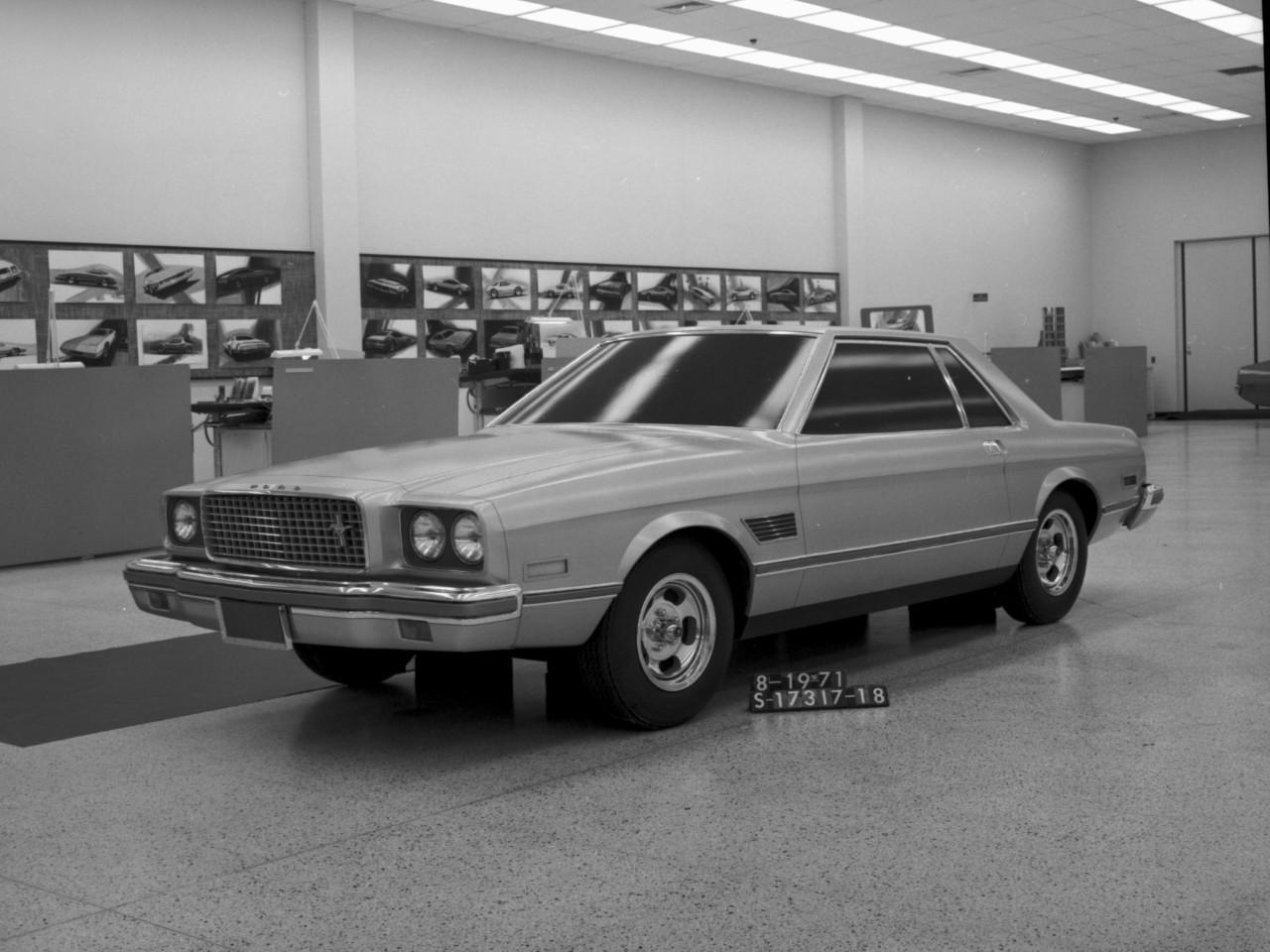 Granada style Mustang II