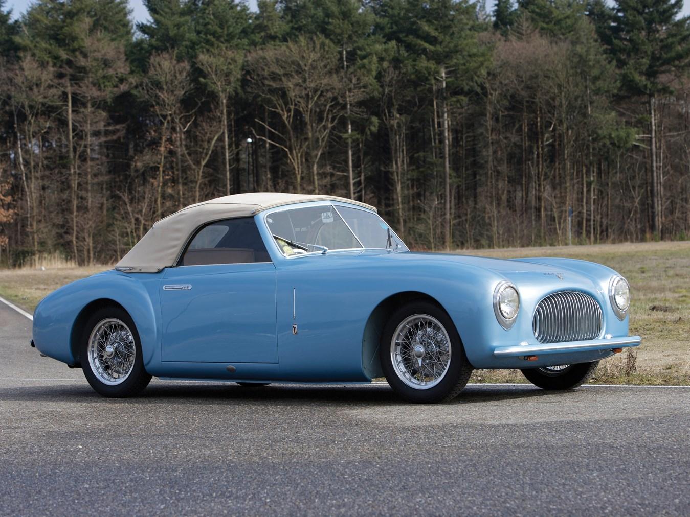 1947 Cisitalia 202 Cabriolet