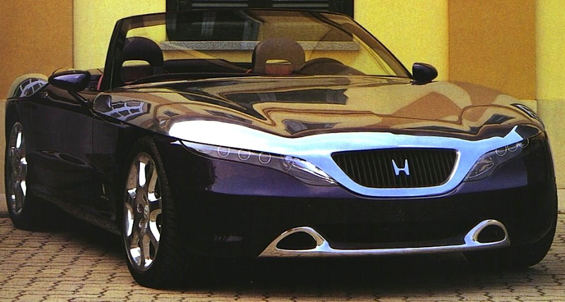 1995 Honda Argento Vivo