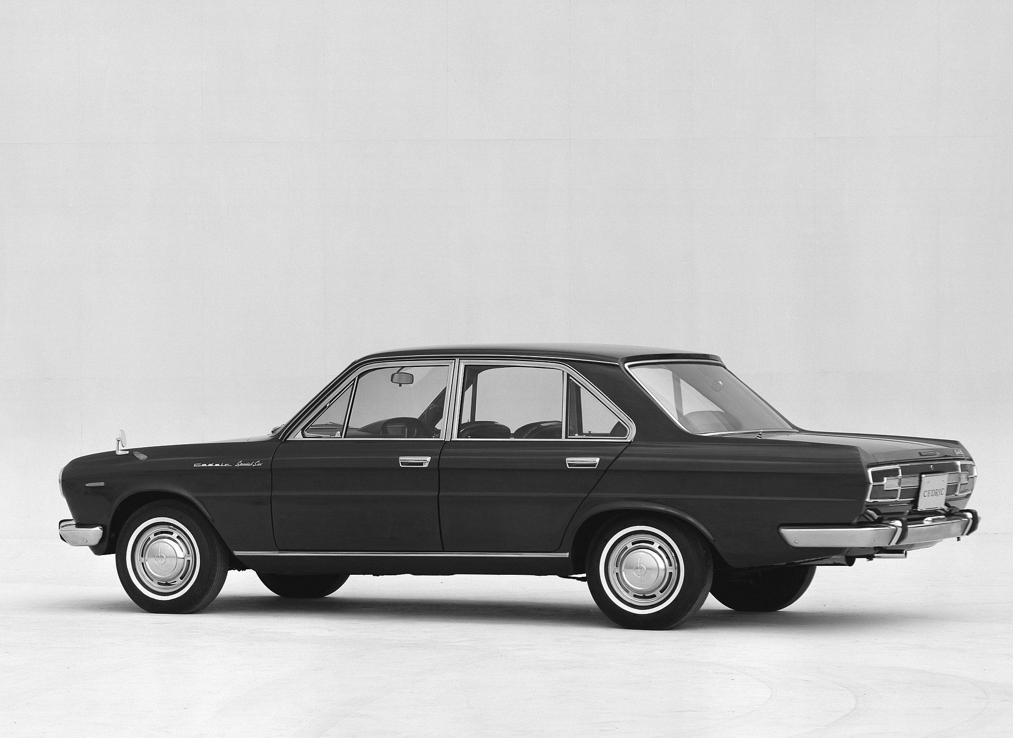 1967 Nissan Cedric 130