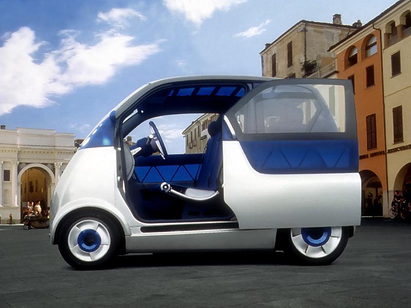 1999 Pininfarina Metrocubo Concept