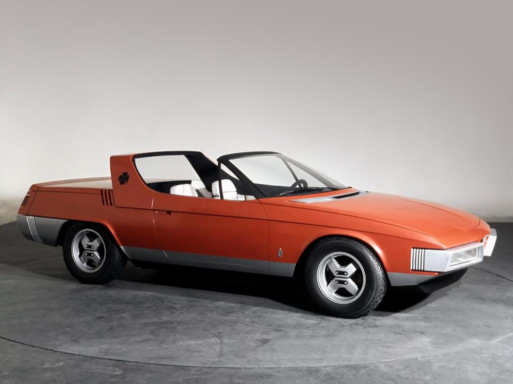 1975 Alfa Romeo Eagle