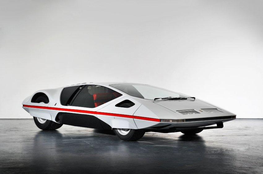 1970 Ferrari Modulo