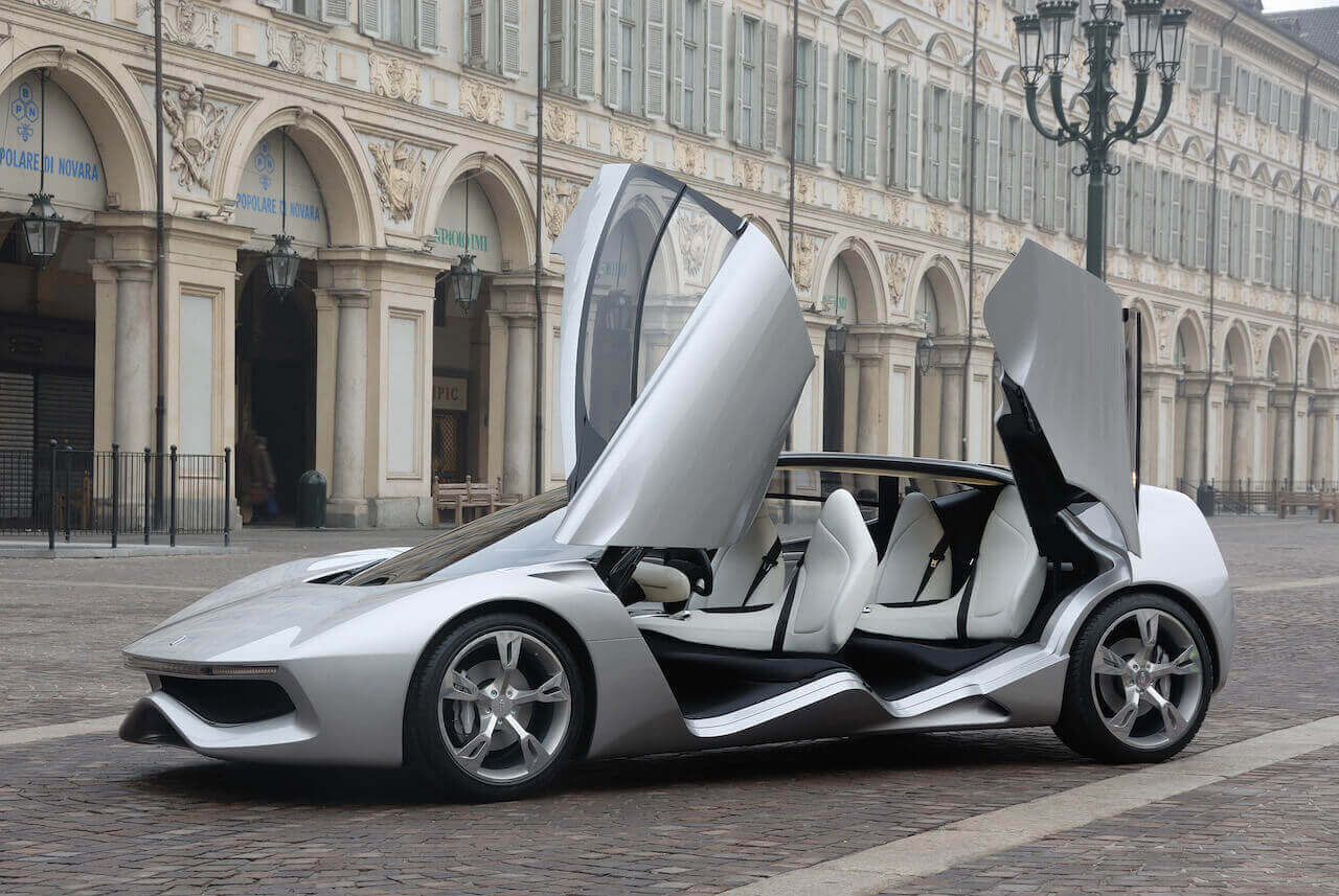 2008 Pininfarina Sintesi
