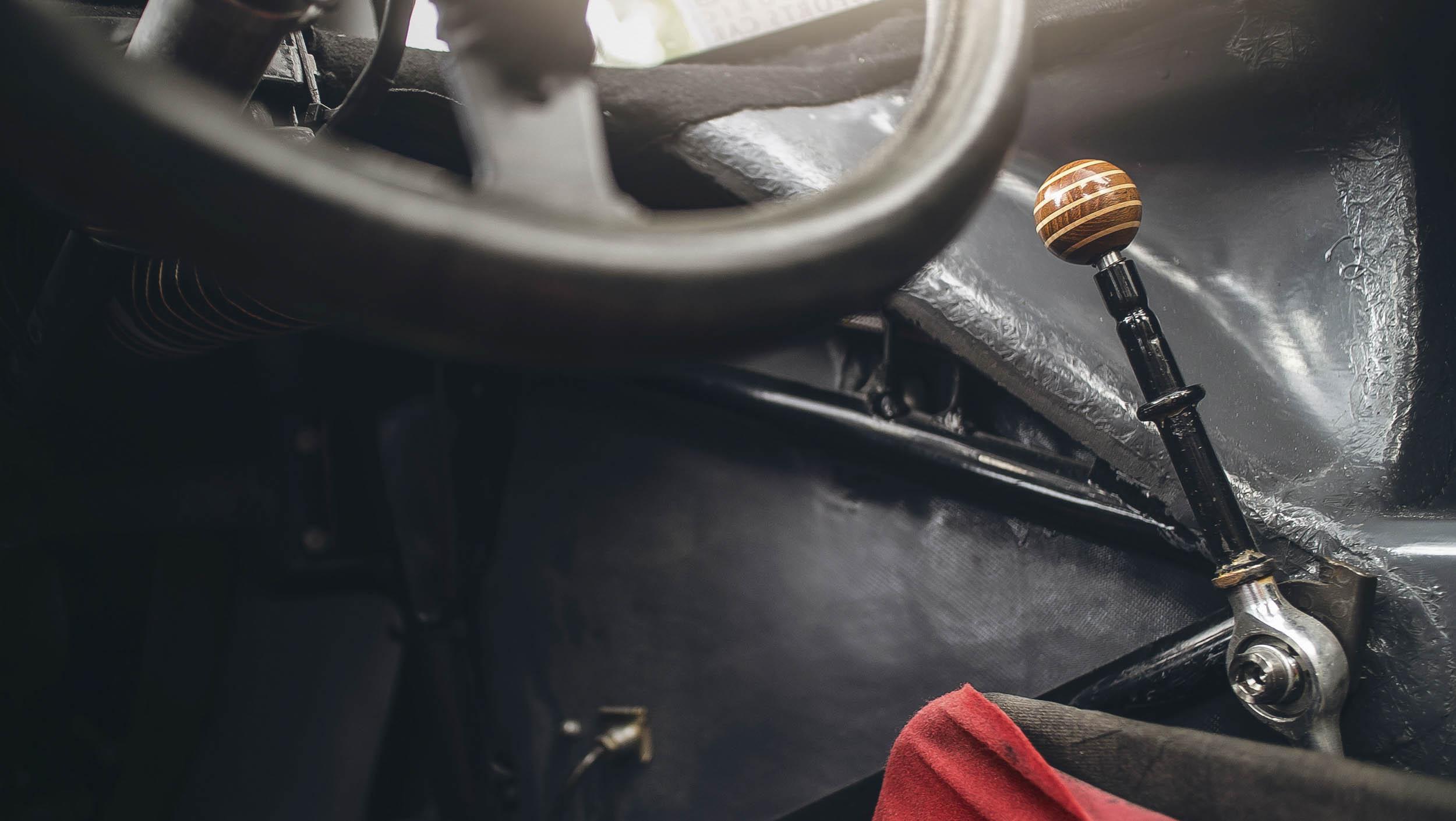 Porsche 917K shifter knob