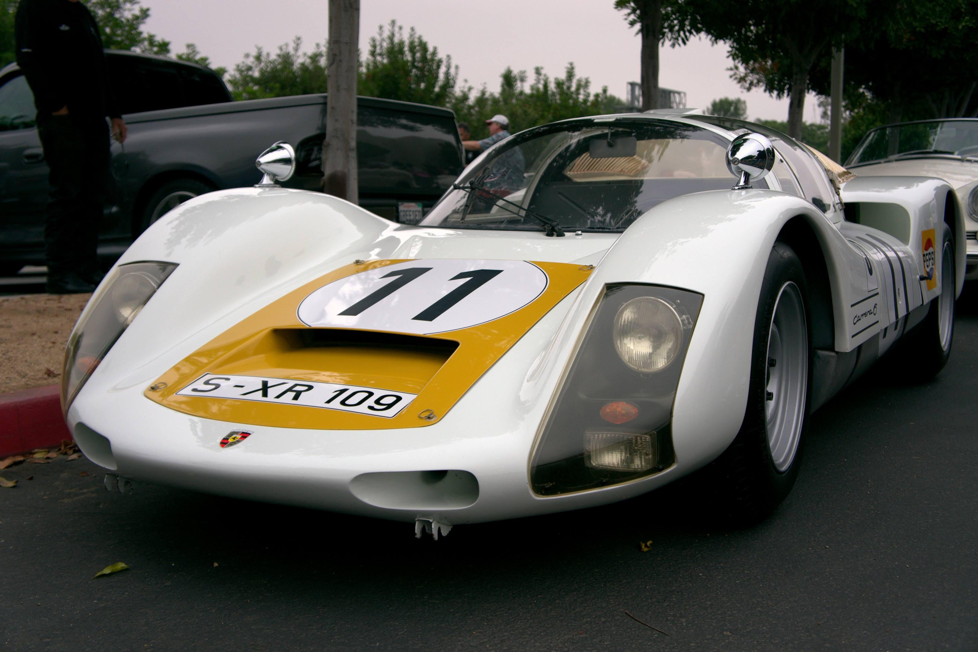 1966 Porsche 906 Jeff Zwart