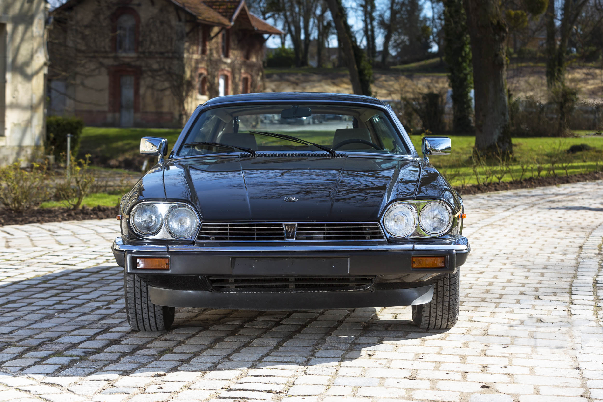 1984 Jaguar XJ-S V12 Lynx Eventer front