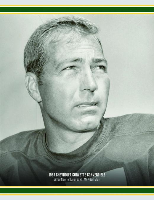 Bart Starr Football Player