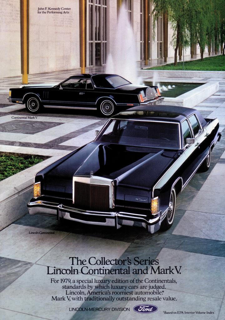 1979 Lincoln Continental MK V