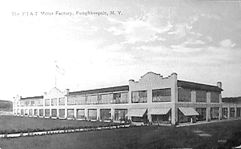 Fiat Factory Poughkeepsie NY