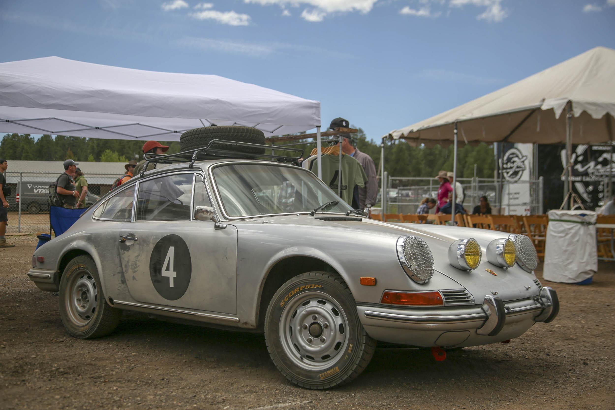 Safari Porsche 911