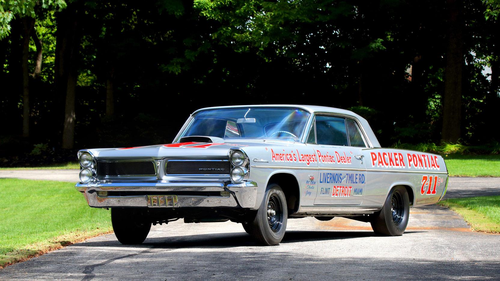 1963 Catalina Super Duty Lightweight Coupe