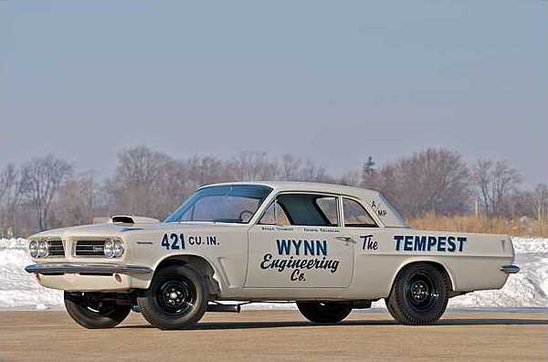 1963 Tempest Super Duty Coupe