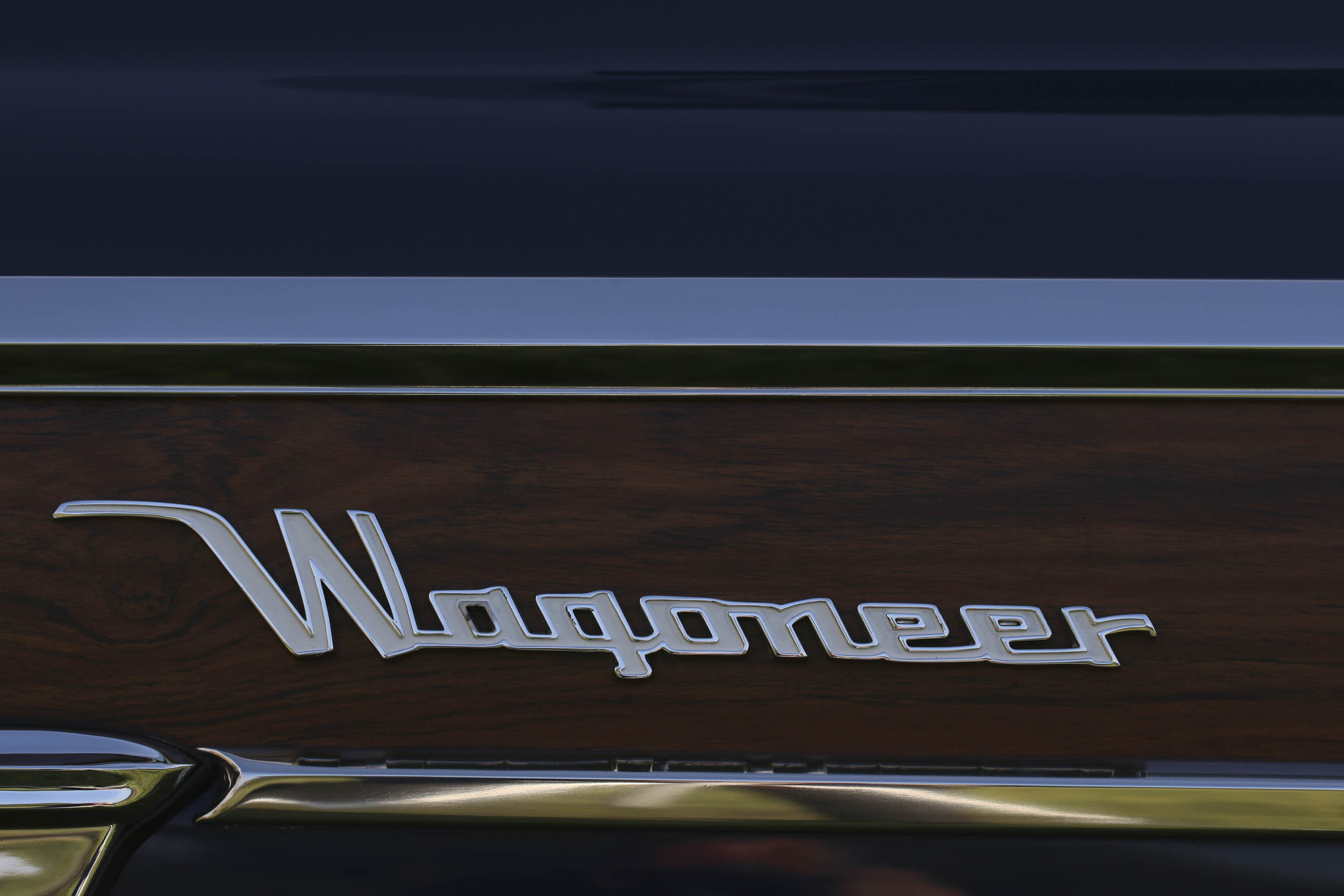 ICON Wagoneer badge
