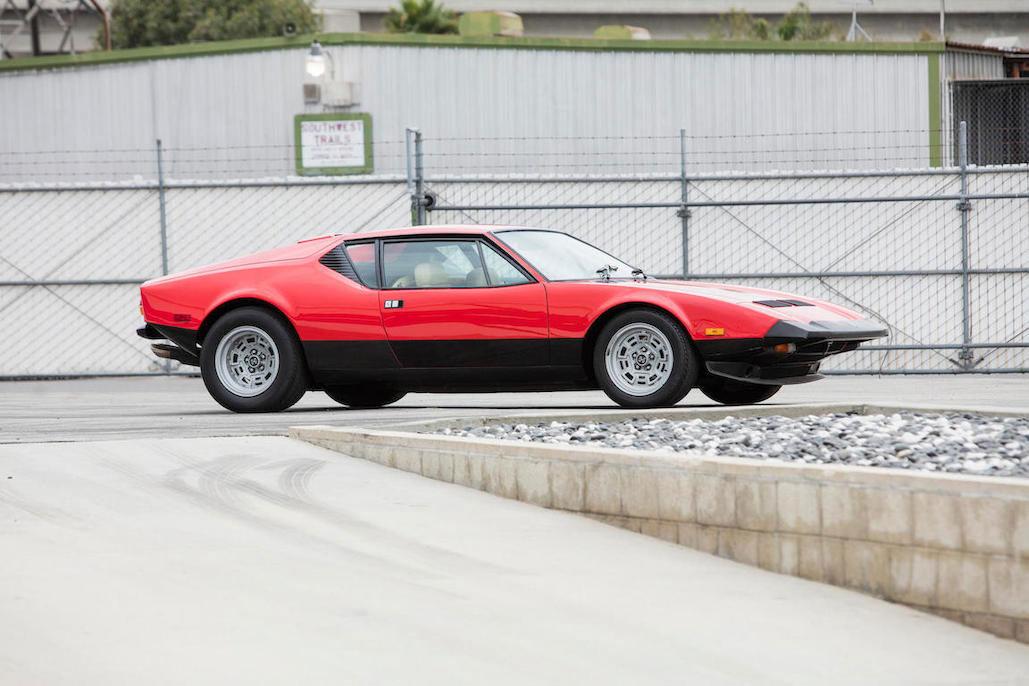1983 De Tomaso Pantera GTS