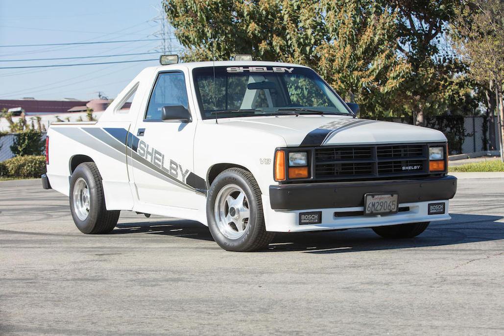 1988 Dodge Shelby Dakota Prototype