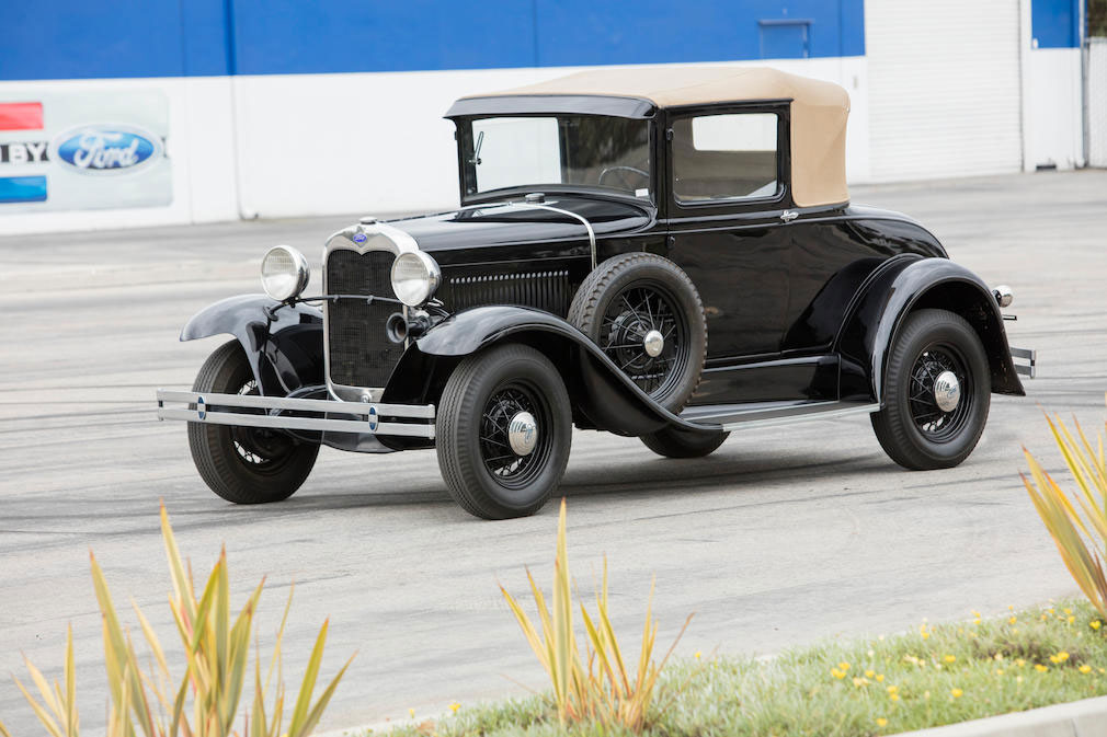 1931 Ford Model A Sport Coupe