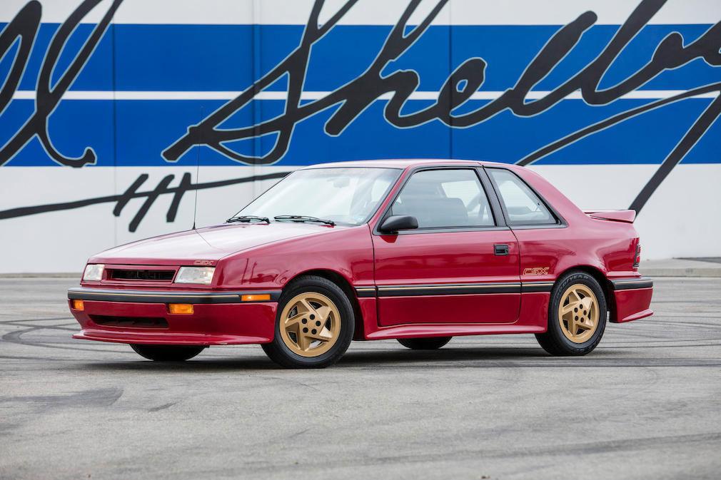 1989 Dodge CSX VNT