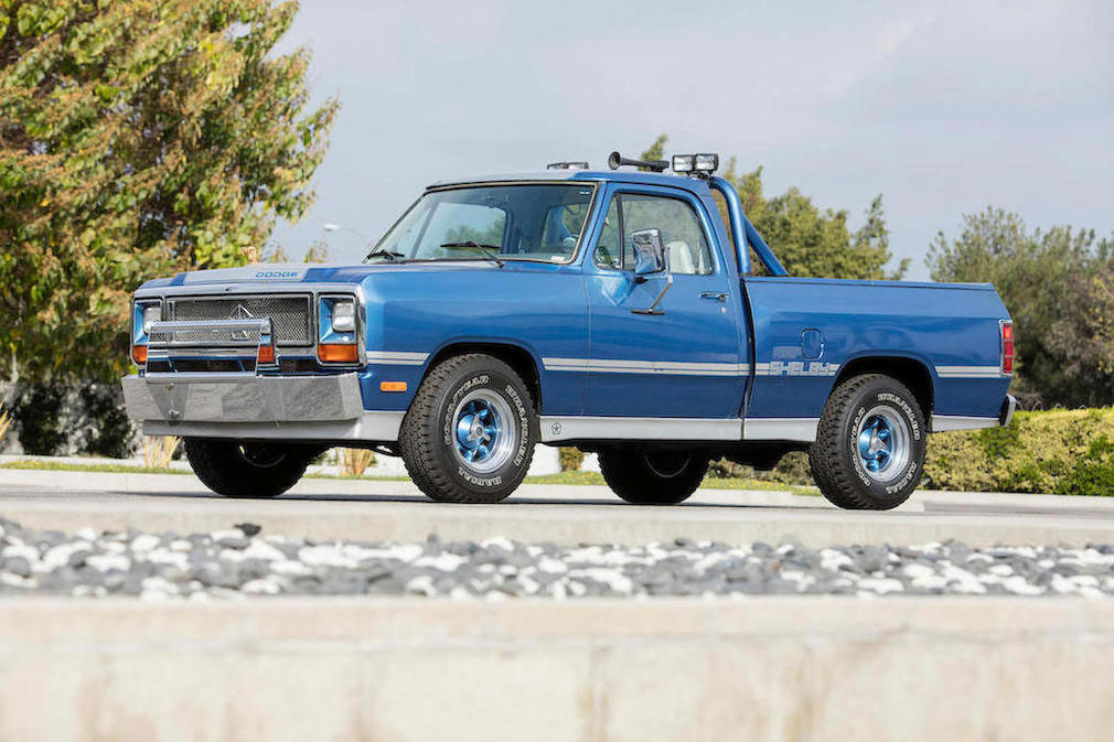 1983 Dodge Shelby Ram Prototype