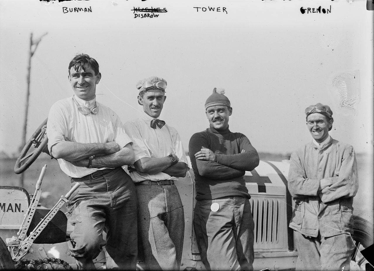 1911 Indianapolis 500 Drivers