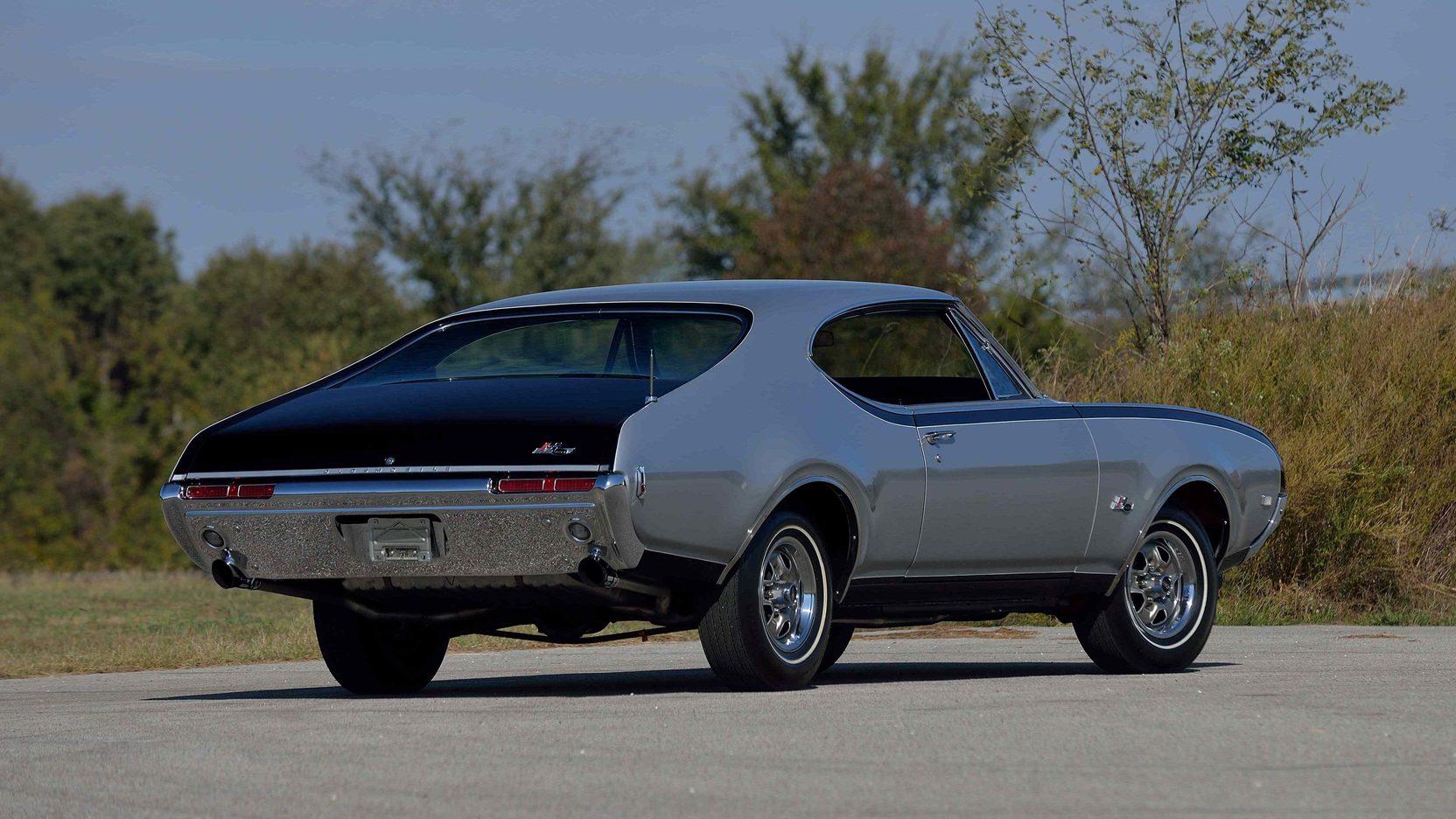 1968 Hurst Olds