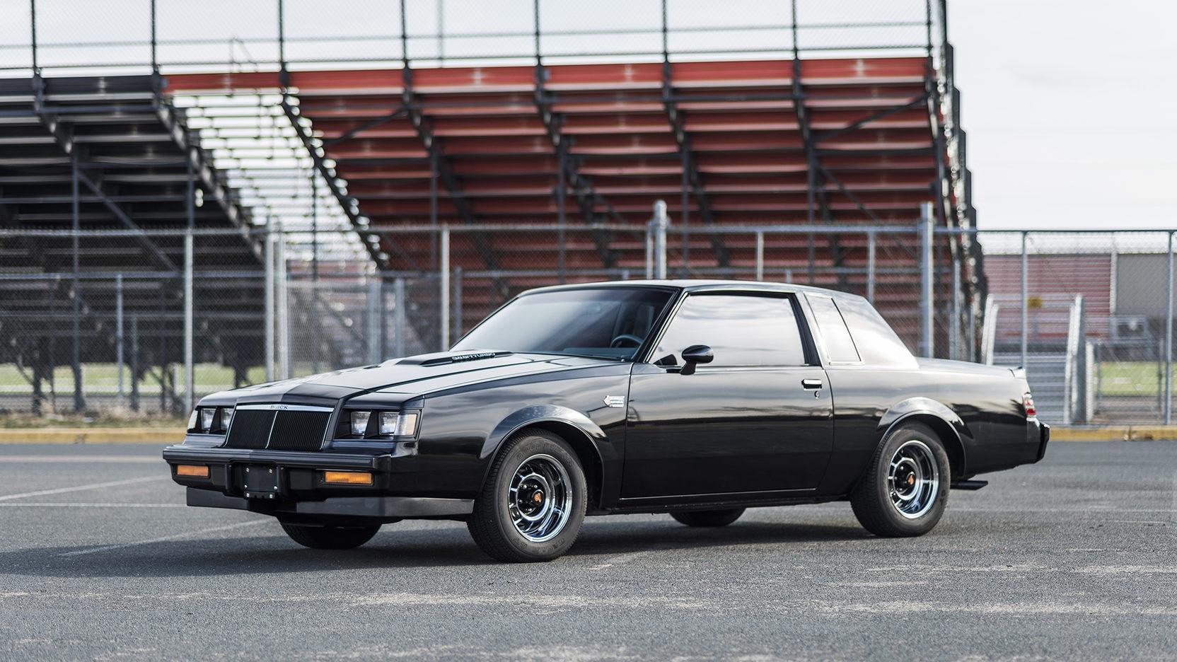 1986 Buick Regal Grand National